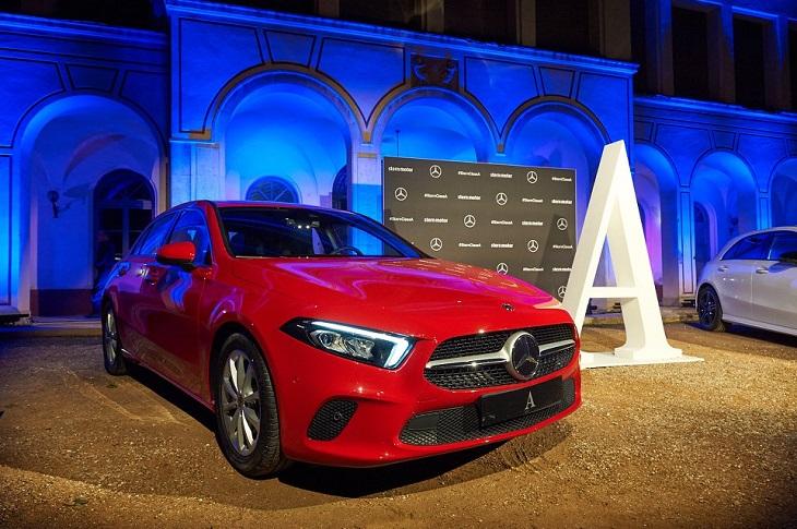 Stern Motor presenta en Terrassa, Vic y Manresa el nuevo Mercedes-Benz Clase A