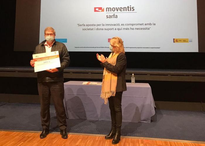 Moventis SARFA premio responsabilidad social durante la pandemia